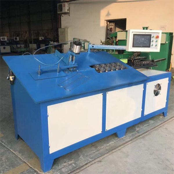 2D CNC Avtomatik Çelik Tel Bükme Makinası
