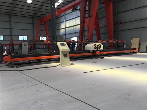 Avtomatik cnc şaquli 10-32mm gücləndirici tikinti bükme maşını