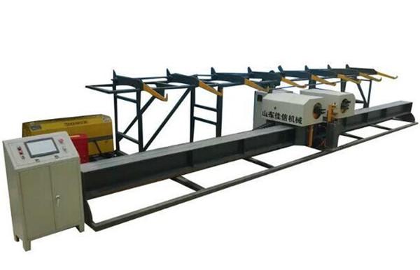 CNC Çelik Bar Bükme Mərkəzi Makinası